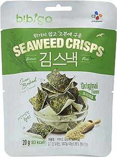 Seetang-Reis-Chips , 5-er pack