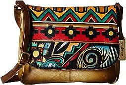 Anuschka Handbags - 585 Zip Around Organizer Satchel