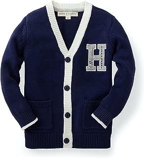 Boys' Varsity Cardigan Sweater