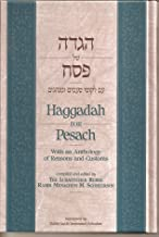 Haggadah for Passover: With Rebbe's Reasons & Customs