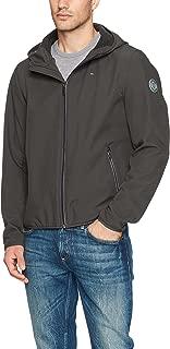 Men's Hooded Performance Soft Shell Jacket