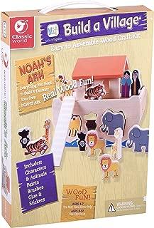 Classic Build an Ark- Noah's Ark Building Kit
