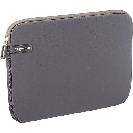 """Amazon Basics NC1506163H - Funda para ordenadores portátiles (11.6""""), color gris"""