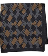 Z Zegna - Abstract Pocket Square Z2I33