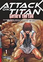 Attack on Titan Before the Fall 01
