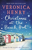 Cover image of Christmas at the Beach Hut by Veronica Henry