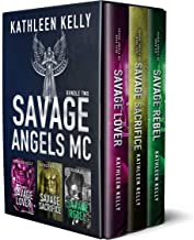 Savage Angels MC Collection Books 4-6 (Motorcycle Club Romance)