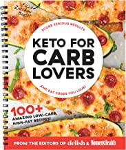 Keto For Carb Lovers: 100+ Amazing Low-Carb, High-Fat Recipes & 21-Day Meal Plan PDF