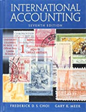 Best international accounting 7th edition Reviews