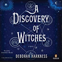 read a discovery of witches
