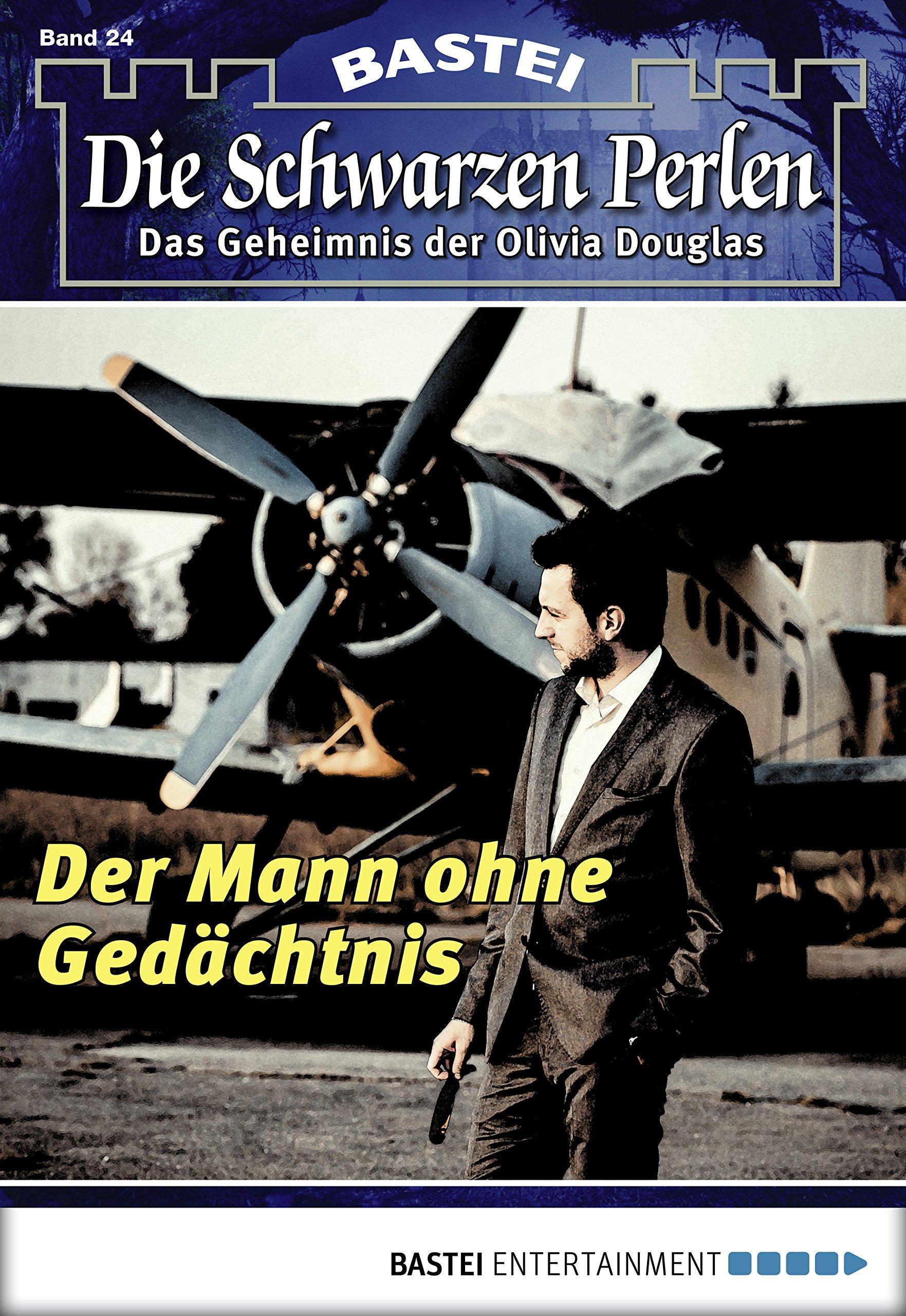 Die schwarzen Perlen - Folge 24: Der Mann ohne Gedächtnis (German Edition)