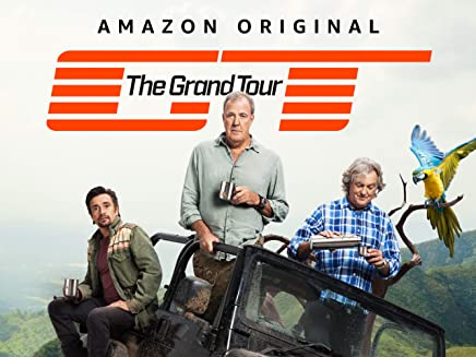 The Grand Tour: Season 3