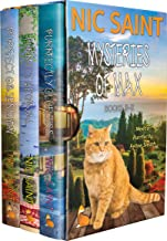The Mysteries of Max: Books 10-12 (The Mysteries of Max Box Sets Book 4)