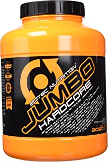 Scitec Nutrition Jumbo Hardcore Ganador Chocolate Blanco Crocante - 3060 g