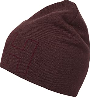 Helly Hansen Outline Knitted Hh Iconic Logo Brand Beanie