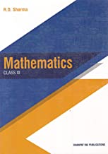 Mathematics for Class 11 by R D Sharma (2019-2020 Session)