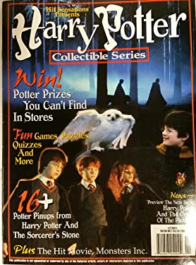 Hit Sensations Presents Harry Potter Collectible Series #2