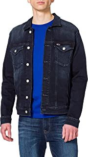 Tommy Jeans Regular Trucker Jacket Cobbs Giacca Uomo