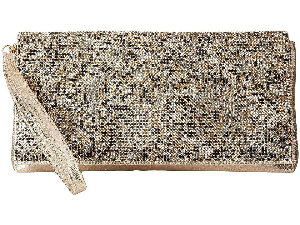 Nina Bourne (Gold Multi) Wristlet Handbags