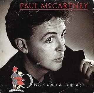 Once upon a long ago (1987, UK) / Vinyl single [Vinyl-Single 7'']