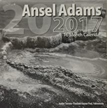 Ansel Adams 2017 16 Month Wall Calendar