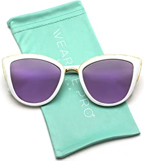 f539ee2889ad9 Amazon.com: Purples - Sunglasses / Sunglasses & Eyewear Accessories ...
