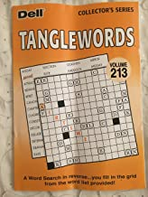 Dell Selected Puzzles Tanglewords *Volume 213* Collector's Series