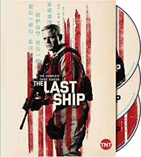 Last Ship, The: S3 (DVD)