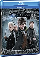 Fantastic Beasts The Crimes of Grindelwald 3D [Animales Fantásticos Los Crímenes de Grindelwald 3D] BLU-RAY 3D [Languages: English, Spanish & Portuguese] IMPORT