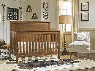 Best rustic brown crib Reviews