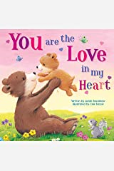 You are the Love in my Heart-Beautiful Illustrations paired with a Tender Poem makes the Perfect Gift for New and Soon-to-Be Moms (Tender Moments) Board book