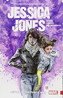 Jessica Jones 3: Return of the Purple Man