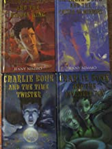 Four Charlie Bone Hard Covers (The Castle of Mirrors; The Invisible Boy; The Hidden King; The Time Twister) Volumes 2, 3, ...