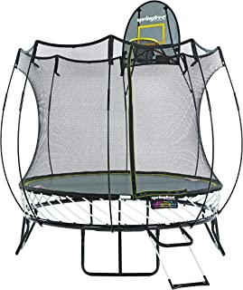 Best trampoline with basketball Reviews