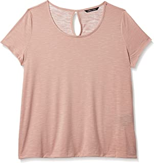 ONLY S/S Tops For Female, Misty Rose XS, Size XS