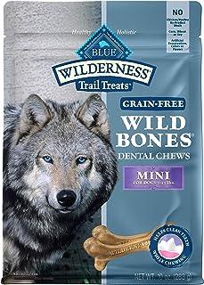 Sponsored Ad - Blue Buffalo Wilderness Wild Bones Grain Free Dental Chews Dog Treats