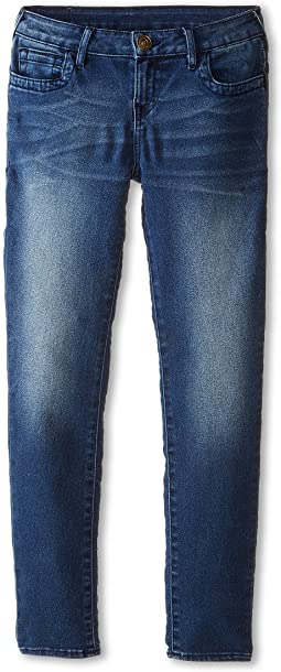 True Religion Kids - Casey Skinny in Medium Ink (Big Kids)