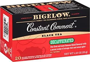 Best bigelow constant comment black tea caffeine Reviews