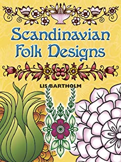 norwegian folk art designs
