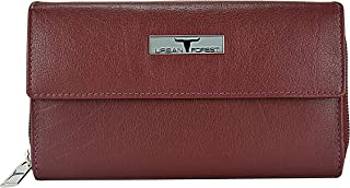 Urban Forest Kimmy Womens Leather Wallet
