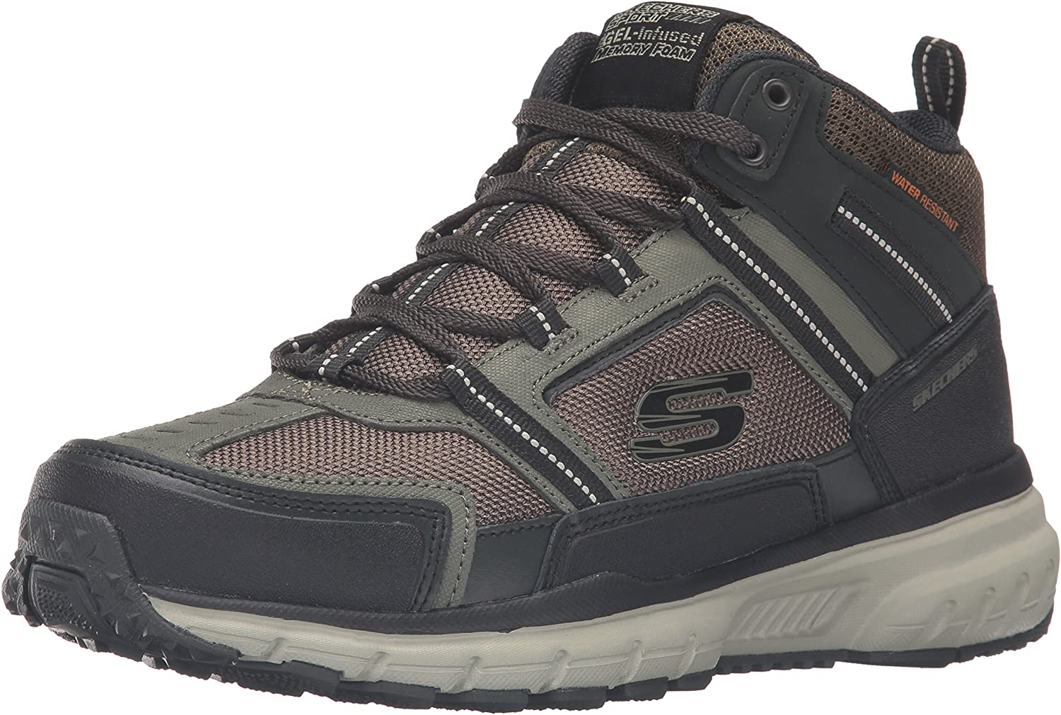 Skechers Sport Men's Geo Trek Oxford Sneaker