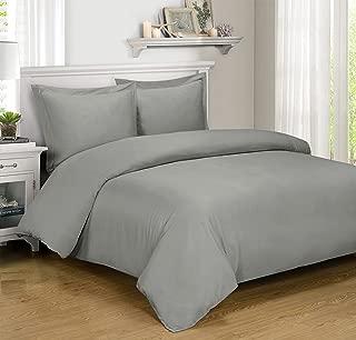 Best gray full size comforter Reviews