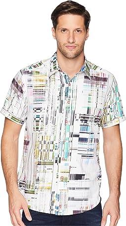Paracels Short Sleeve Woven Shirt
