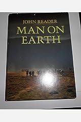 Man on Earth (Corrie Herring Hooks Series, Number Ten) Hardcover
