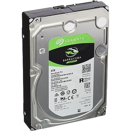 Seagate Barracuda Pro 8tb Interne Festplatte Computer Zubehör