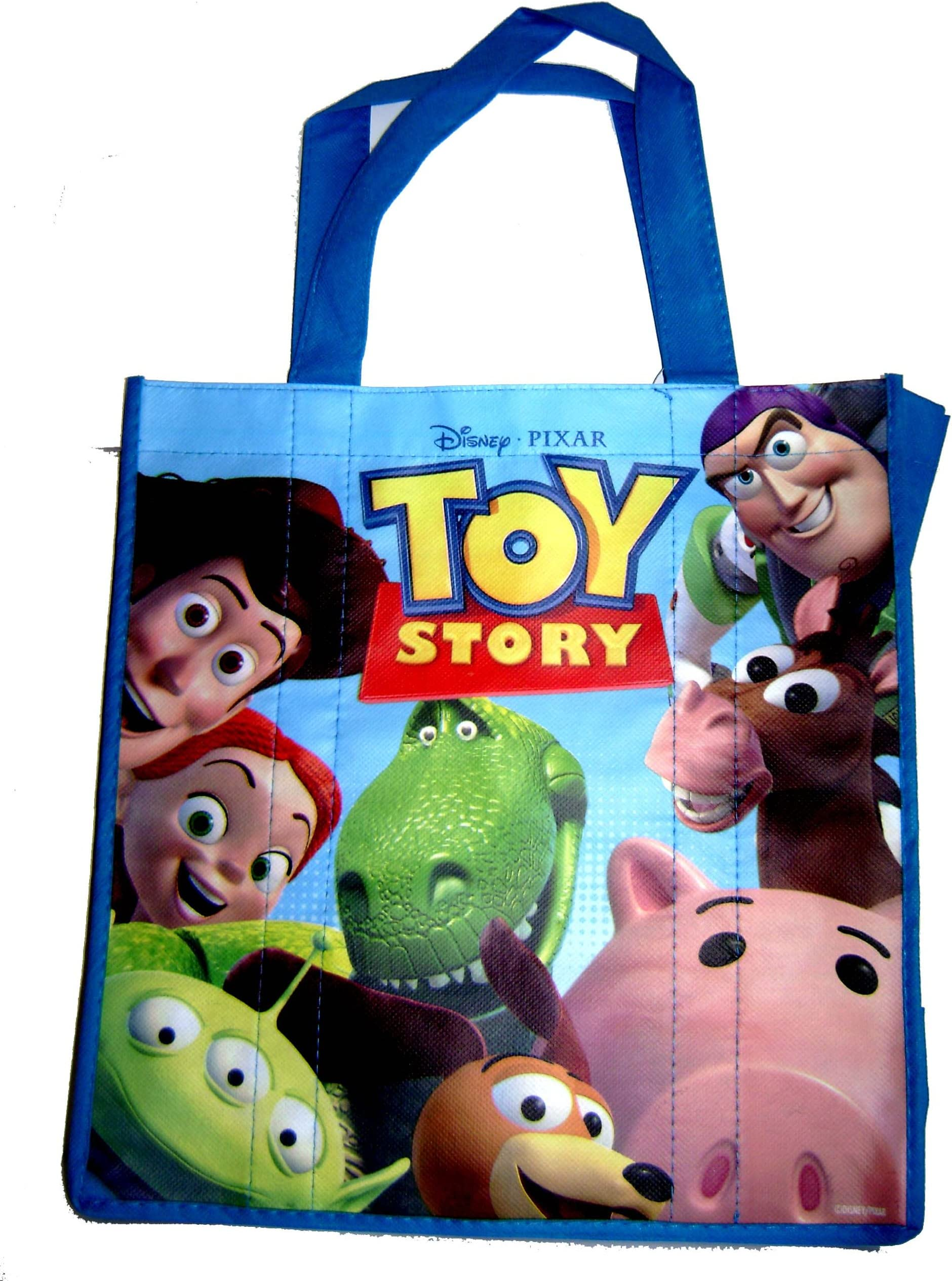 shoulder bag, toy story inspired canvas tote bag Caffeine buzz canvas tote bag
