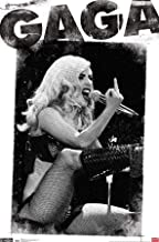 "Trends International Lady Gaga Finger Wall Poster 22.375"" x 34"""