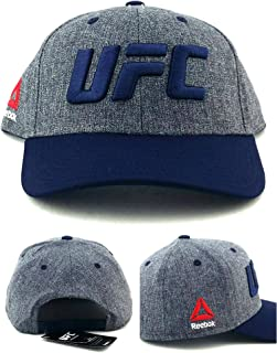 6e64ba1a3bf Amazon.com  UFC   MMA - Caps   Hats   Clothing Accessories  Sports ...