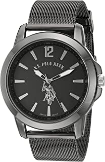 U.S. Polo Assn. Classic Men's Quartz Metal and Alloy...