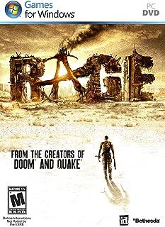 Rage - Windows (select) Standard Edition